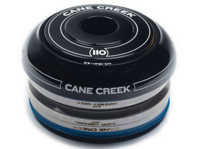 "Cane Creek 110 Steuersatz 1 1/8"" Short IS42/28.6/H9 I IS42/30 schwarz"
